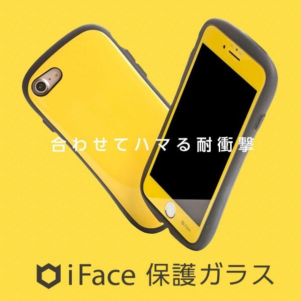 iFaceガラスフィルム