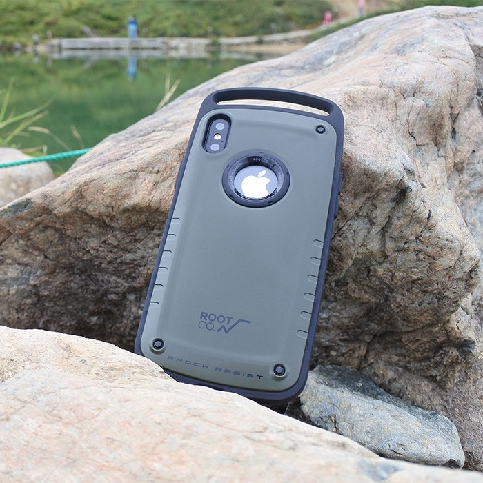 Shock Resist Case Pro. for iPhone XS/X