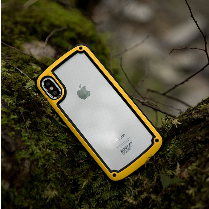 Shock Resist Tough & Basic Case. for iPhone XS/X