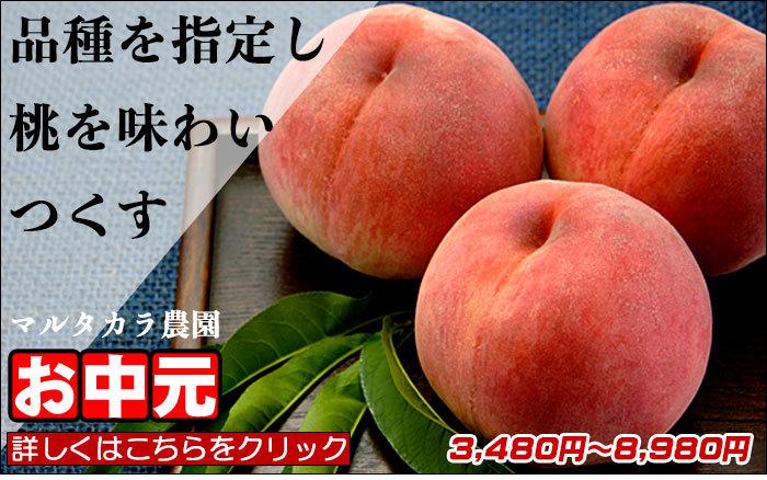 桃 品種別