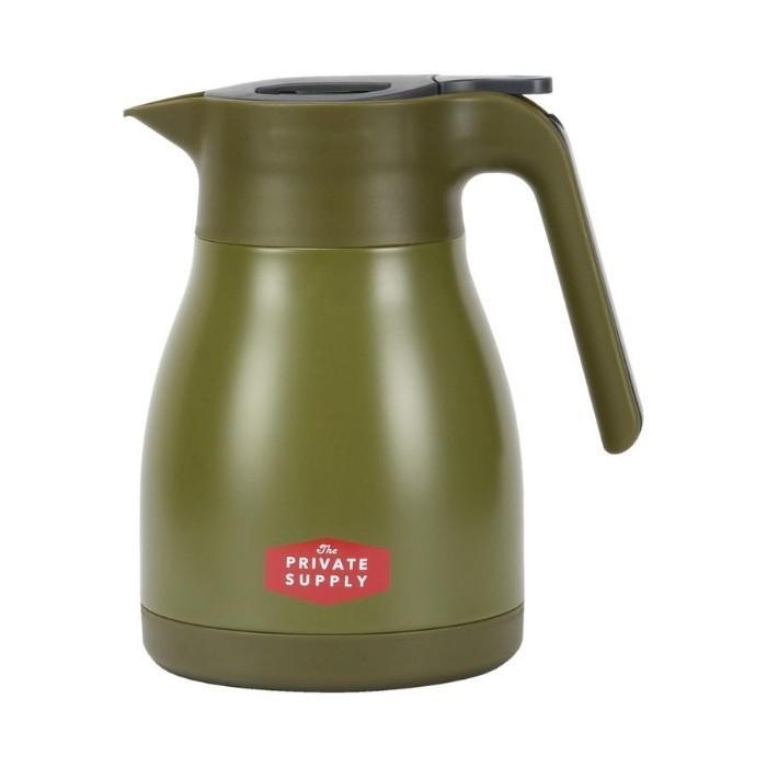 ベストコ サプライ ステンレスジャグ 1L 保温 保冷 ティーポット 魔法瓶 ポット 保温ポット 卓上ポット コーヒー カフェ ポット ステンレス ポット|irodorikukan|14