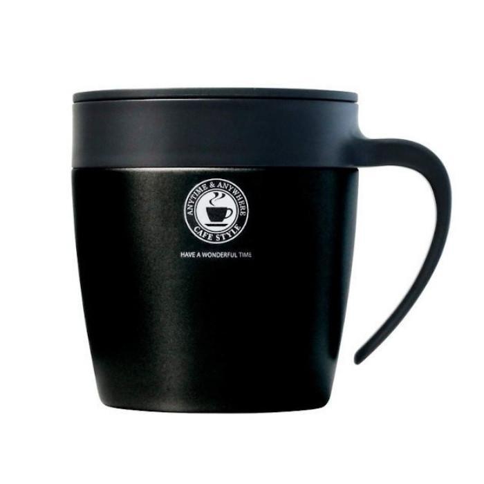 アスベル おしゃれ マグカップ ステンレス 蓋付き フタ付 330ML MG-S330N 保冷 保温 コーヒー タンブラー 水筒|irodorikukan|13