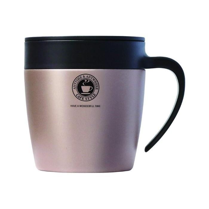 アスベル おしゃれ マグカップ ステンレス 蓋付き フタ付 330ML MG-S330N 保冷 保温 コーヒー タンブラー 水筒|irodorikukan|14