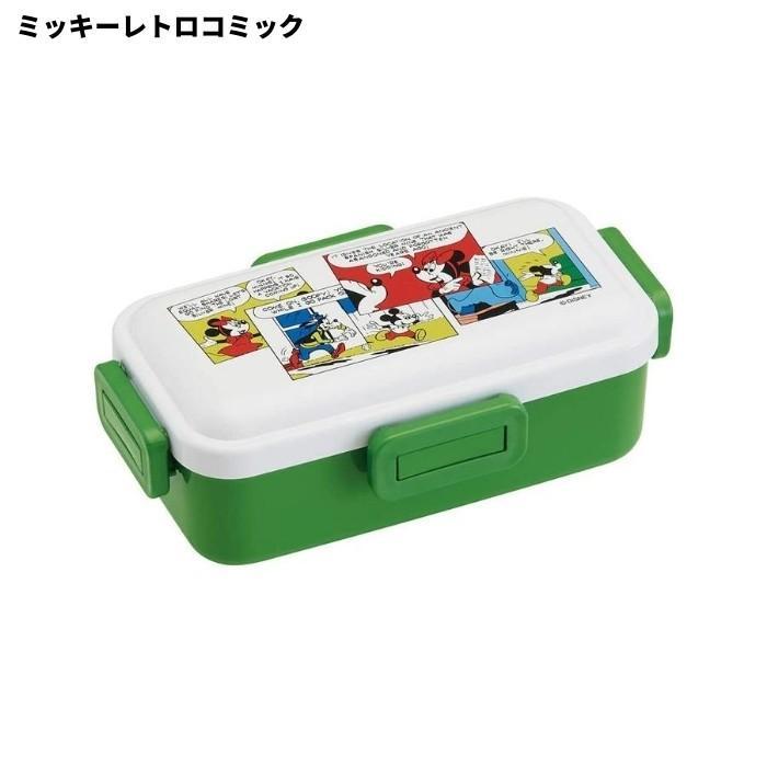 弁当箱 子供 男子 女子 530ml 日本製 スケーター ドーム型フタ PFLB6 ディズニー ランチグッズ|irodorikukan|16