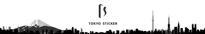 東京ステッカーロゴ
