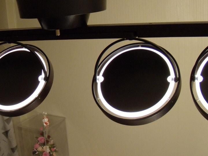 Crux ASP-800BR LEDシーリングスポットライト 調光リモコン付