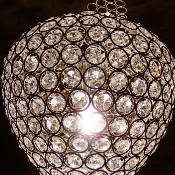 照明 ペンダントランプ Cube Ringo キューブ リンゴ ペンダントライト 林檎 北欧 LED対応 CPL-1636-CL