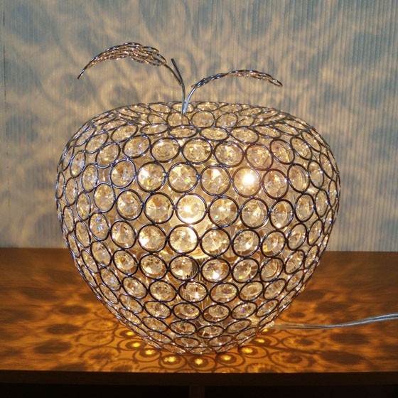 照明 テーブルランプ Cube Ringo stand キューブ リンゴ スタンドライト 林檎 北欧 LED対応 CTL-2637-CL