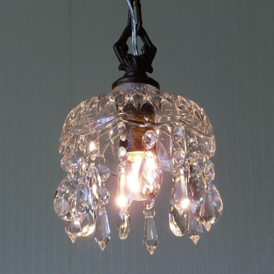 1灯ミニシャンデリア プチシャンデリア 285BR
