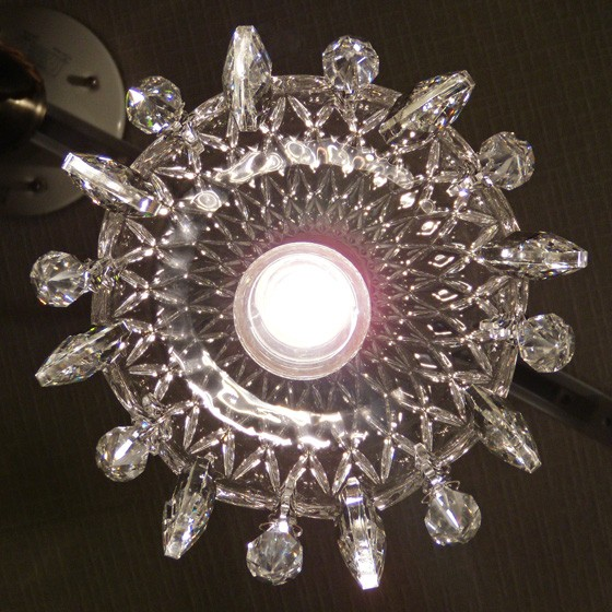 1灯ミニシャンデリア プチシャンデリア 285WH
