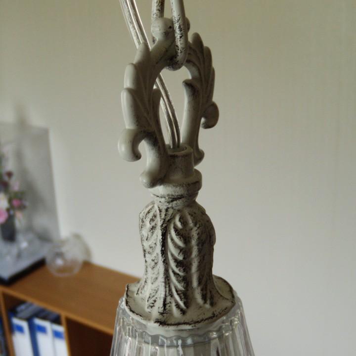 プチシャンデリアペンダントライト Shiva/シヴァ ホワイト 286wh