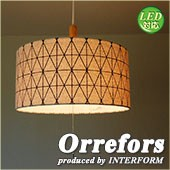 INTERFORM Orrefors インターフォルム オレフォス LT-1639IV