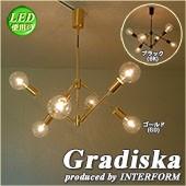INTERFORM Gradiska インターフォルム グラディスカ LT-3523