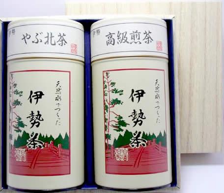 伊勢茶セット No.302