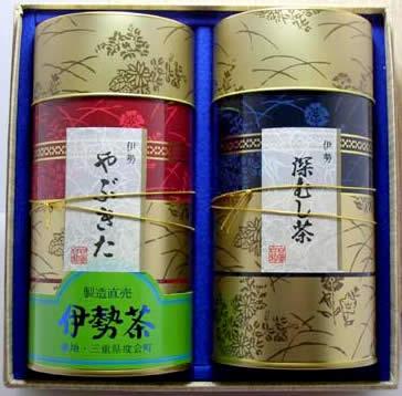 伊勢茶セット No.501
