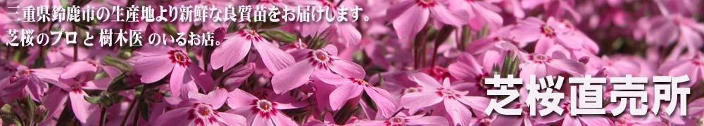 樹木医のお店。三重県鈴鹿市より新鮮な苗、植木を配送します。