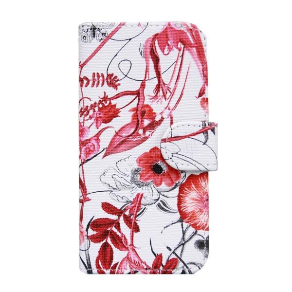 スマホケース 花柄 iPhone8 iphone7 アイフォン8  アイフォン7手帳型 スマホカバー カードホルダー フラワー 送料無料|ismoki|18