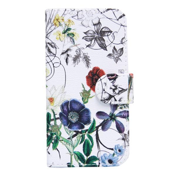 スマホケース 花柄 iPhone8 iphone7 アイフォン8  アイフォン7手帳型 スマホカバー カードホルダー フラワー 送料無料|ismoki|15