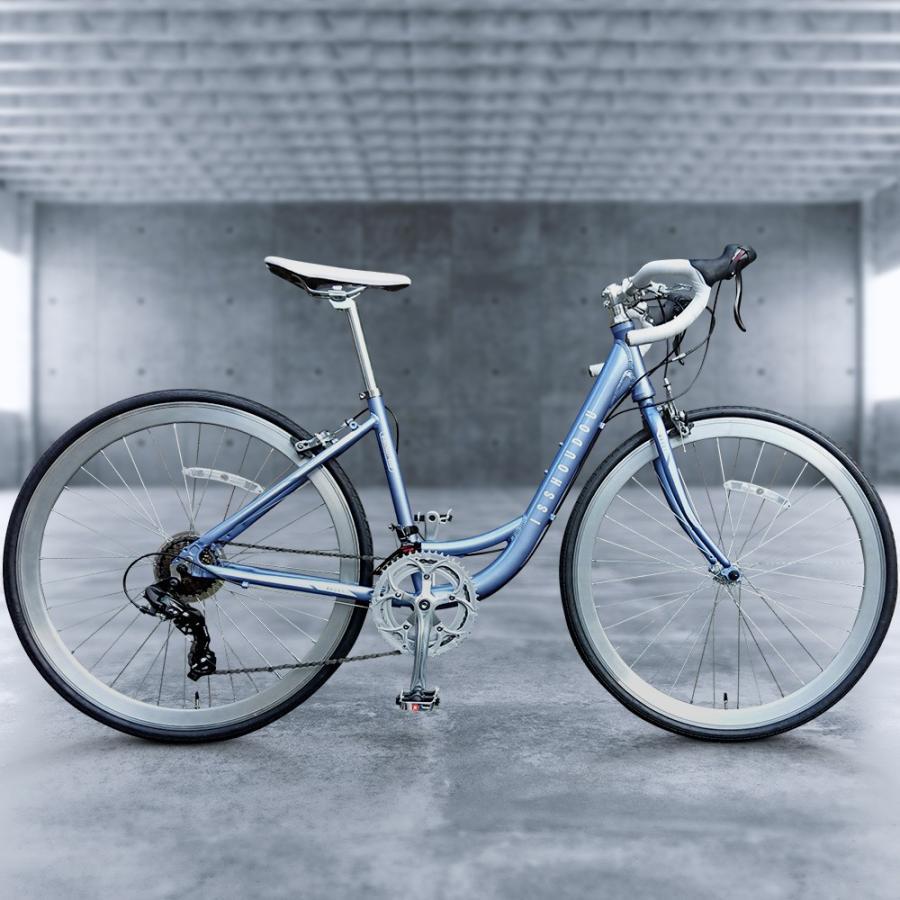 ママチャリ ロードバイク 自転車 初心者 女性 700C 軽量 アルミフレーム 通勤 通学 街乗り 速い ママチャリロード|isshoudou|20