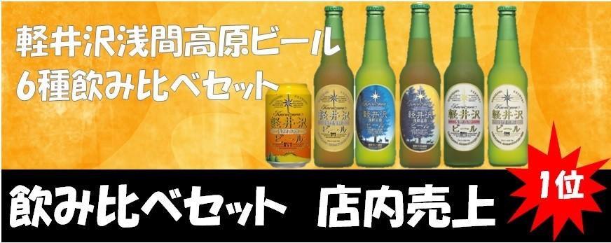 軽井沢浅間ビール