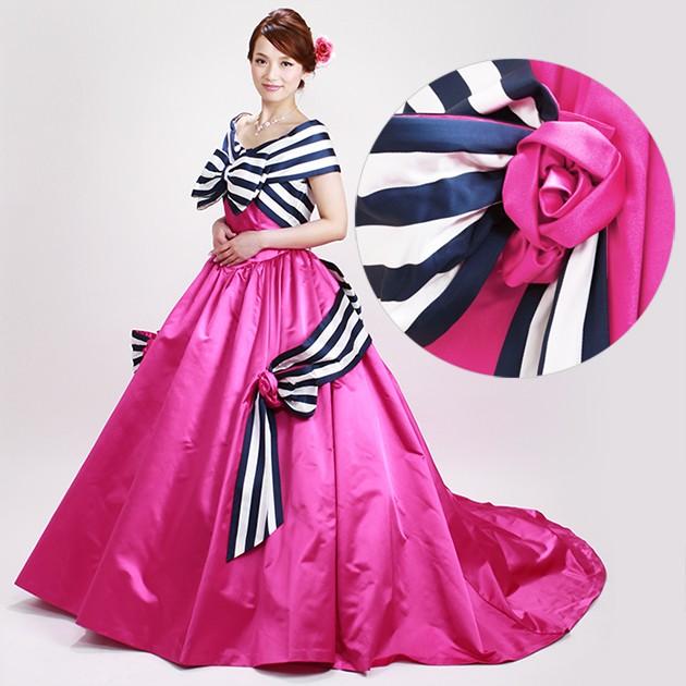 カラードレス画像