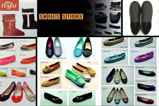 メーカー直販靴屋