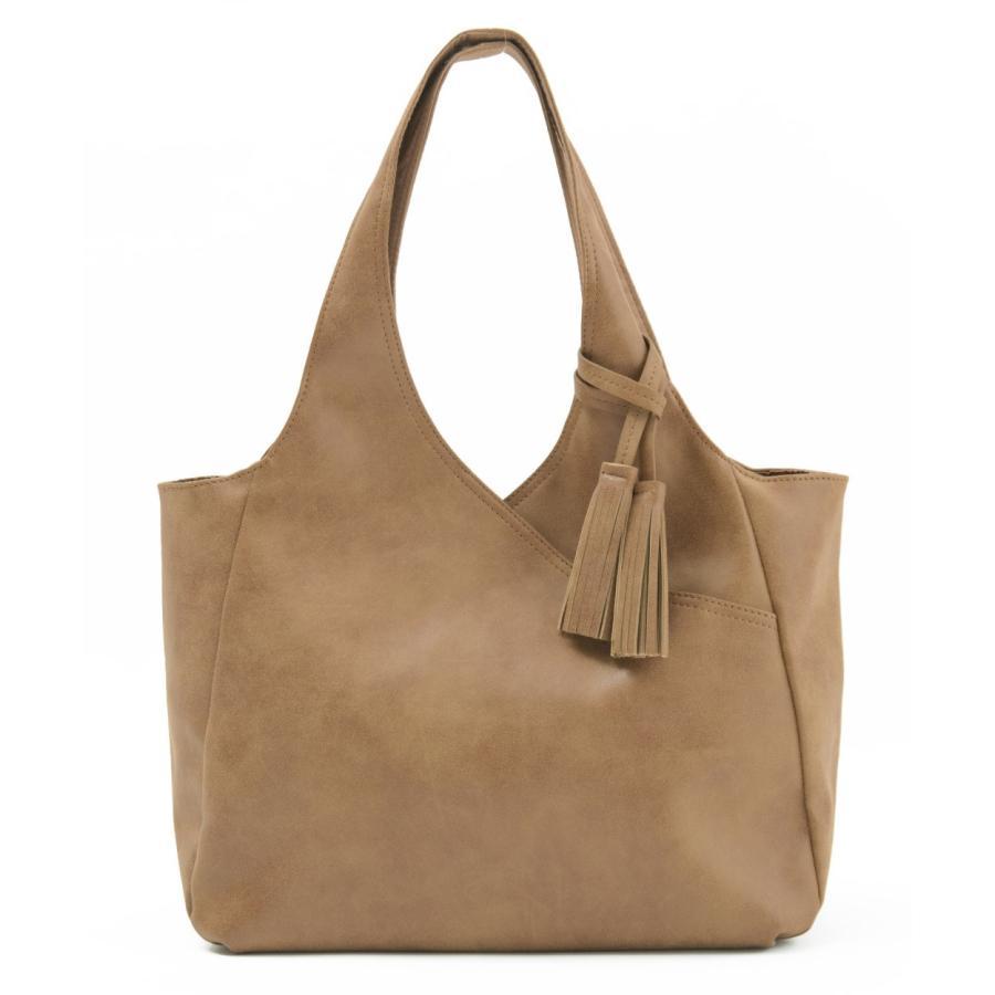 トートバッグ バッグ レディース 肩掛け マザーズバッグ A4 鞄 カバン かばん トート シンプル フリンジ 大容量 通勤 通学 メール便不可 送料無料|ivy-cafe|18