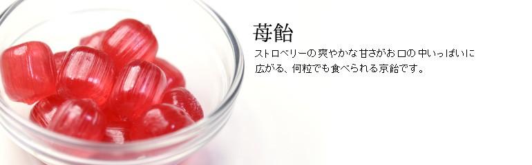 フルーツミックス 苺飴