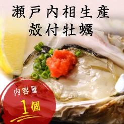 瀬戸内相生産殻付牡蠣