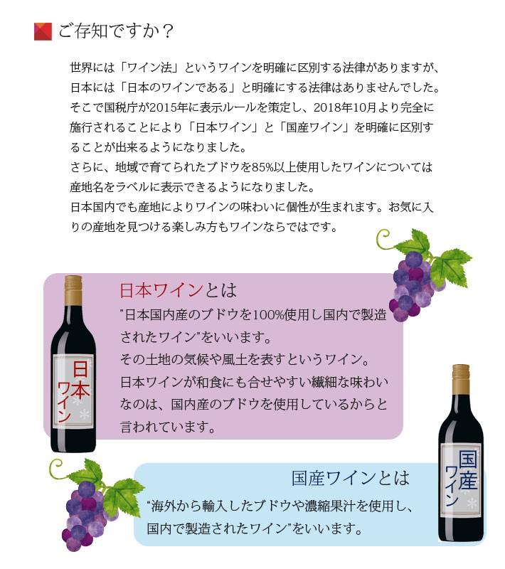 日本ワインとは
