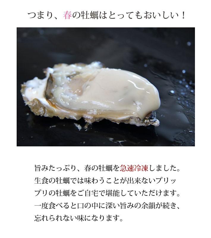 しまか_春牡蠣