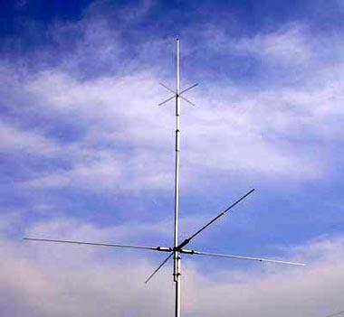 アマチュア無線 固定用アンテナ