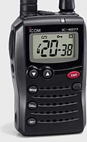 アイコム IC-4077