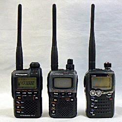 VX-3とIC-P7の比較