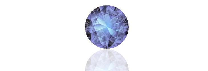 12月の誕生石タンザナイト