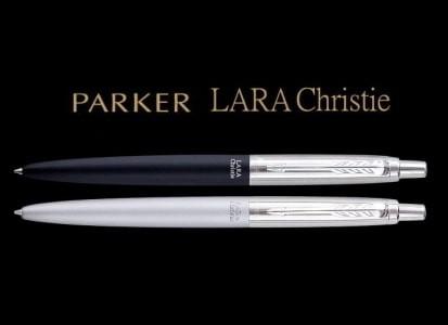 パーカー ララクリスティー ボールペン