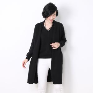 ニット アンサンブル レディース セーター カーディガン 2点セット Filomo ブランド ウール 100% 『ギフト』 (02000246r)|sankyo shokai-三京商会