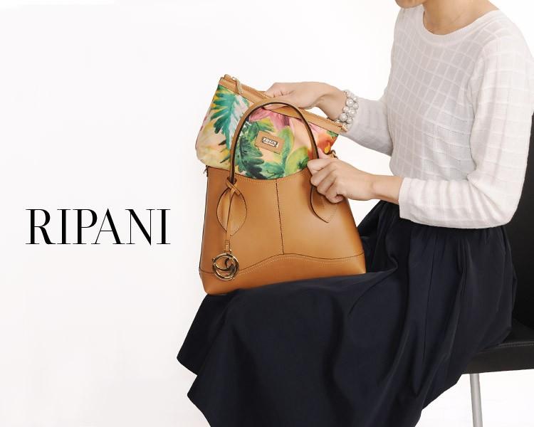 イタリア製 牛革 トートバッグ ポーチ バッグインバッグ