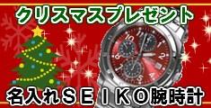 SEIKO 名入れ腕時計 SND495PC クリスマス用