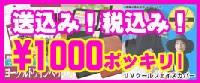 税込み送料込み1000円ぽっきり商品特集!