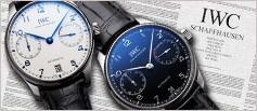 スーツに合う腕時計、人気No.1のIWC