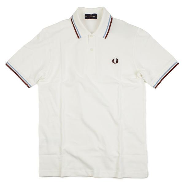 フレッドペリー FRED PERRY M12 ツインティップド 半袖 ポロシャツ(TWIN TIPPED 英国製 イングランド製 鹿の子) jalana 15