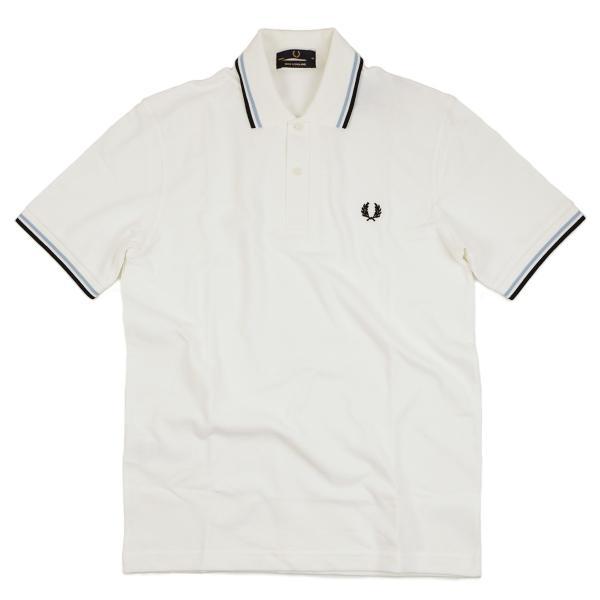フレッドペリー FRED PERRY M12 ツインティップド 半袖 ポロシャツ(TWIN TIPPED 英国製 イングランド製 鹿の子) jalana 10