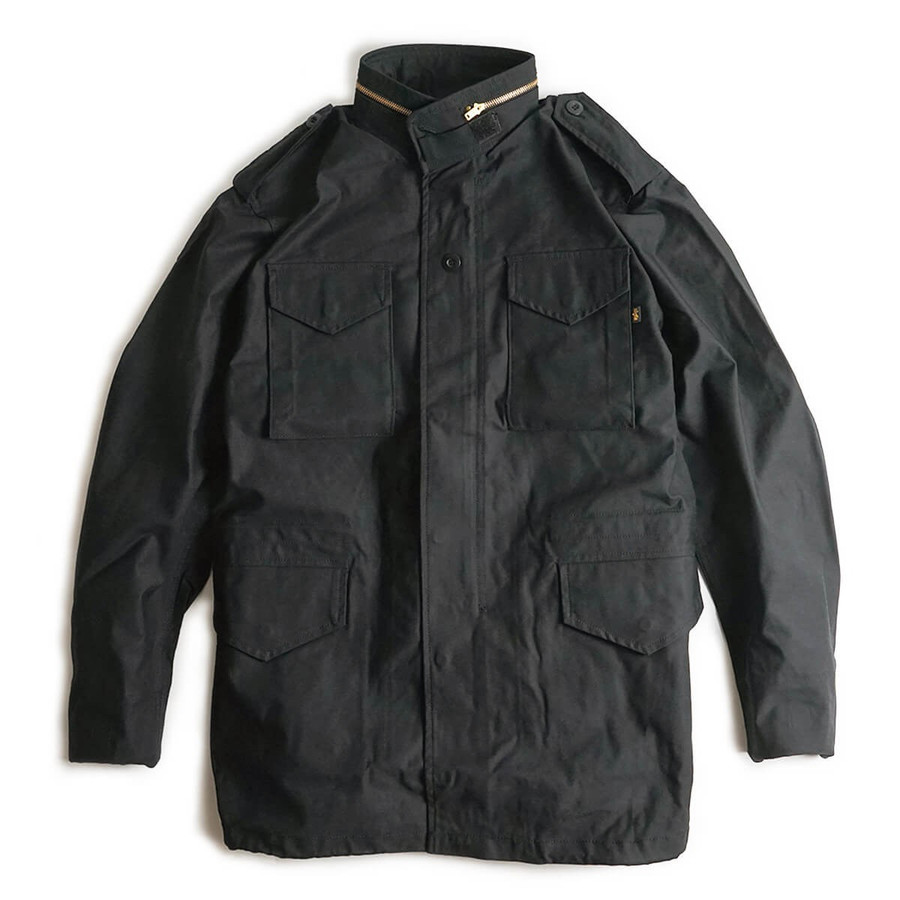 アルファ インダストリーズ ALPHA M-65 フィールドジャケット BIG SIZE 大きいサイズ M65 FIELD JACKET INDUSTRIES jalana 19