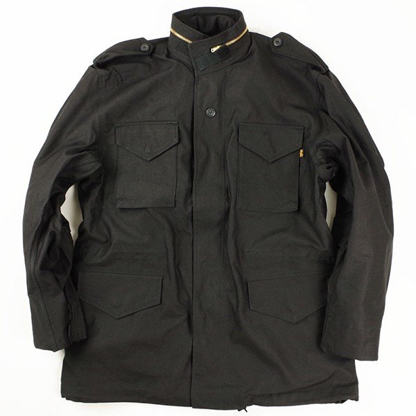アルファ インダストリーズ ALPHA M-65 フィールドジャケット  (M65 FIELD JACKET INDUSTRIES FAIR35)|jalana|10