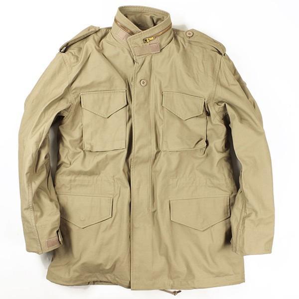 アルファ インダストリーズ ALPHA M-65 フィールドジャケット  (M65 FIELD JACKET INDUSTRIES FAIR35)|jalana|11