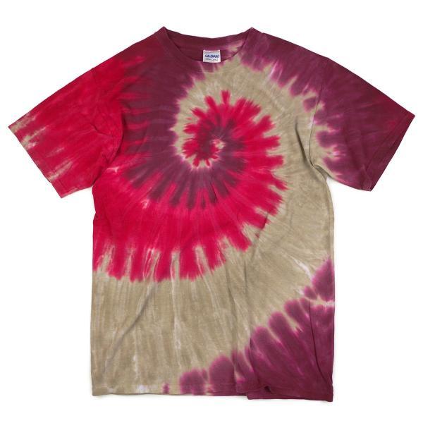 Tシャツ メンズ 半袖 サンドッグ タイダイ (SUNDOG サンドッグシャツ 絞り染め 手染め)|jalana|07