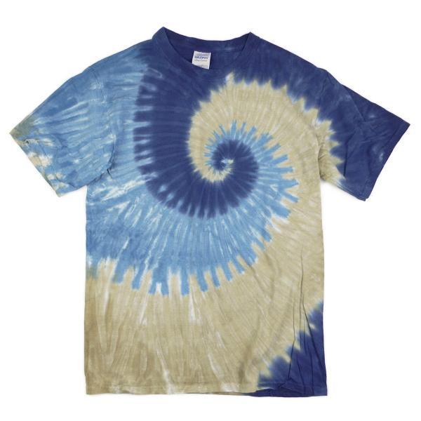 Tシャツ メンズ 半袖 サンドッグ タイダイ (SUNDOG サンドッグシャツ 絞り染め 手染め)|jalana|09
