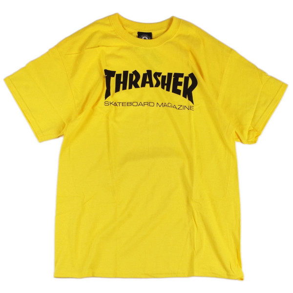 スラッシャー マガジン THRASHER 半袖Tシャツ スケートマグ (SKATEMAG S/S T-SHIRT) jalana 09