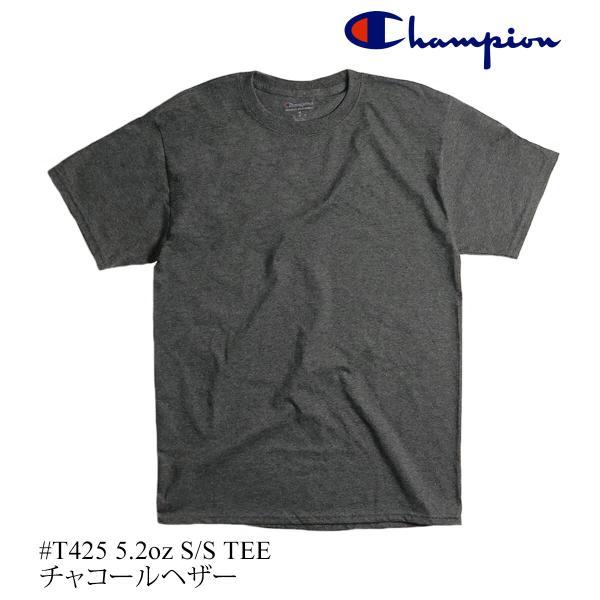 チャンピオン Champion #T425 5.2オンス 半袖 Tシャツ ビッグサイズ (大きいサイズ 無地 米国流通モデル)|jalana|15
